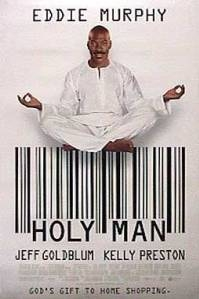 Poster Holy Man (c) Touchstone