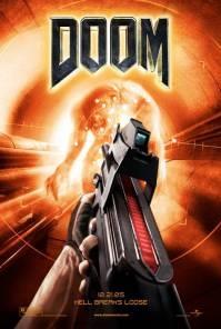 Poster Doom (c) Universal Pictures