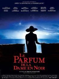 Poster Le Parfum de la Dame en Noir