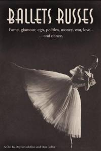 Poster Ballets Russes