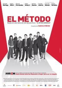 Poster El Metodo