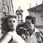 Loren en Mastroianni in 'Peccato Che Sia Una Canaglia' (c) 1955 Getz-Kingsley
