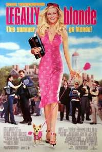 poster 'Legally Blonde' © 2001 FOX