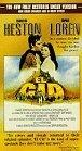 Filmposter 'El Cid' met Charlton Heston en Sophia Loren (c) 2000 Amazon Images