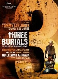 Poster Three Burials