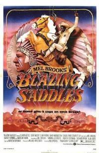 Poster Blazing Saddles