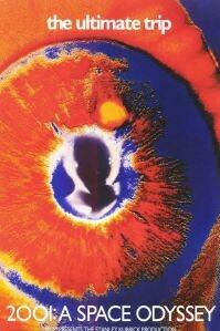 poster '2001: A Space Odyssey' © 1968 Metro-Goldwyn-Mayer (MGM)