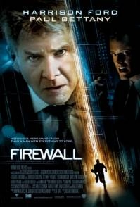 Poster Firewall (c) Warner Bros