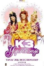 Poster K3 en het IJsprinsesje