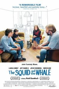 Poster The Squid and the Whale