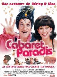 Poster Cabaret Paradis