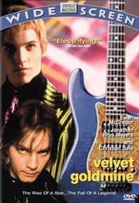 Poster 'Velvet Goldmine' © 1999 RCV Film Distribution