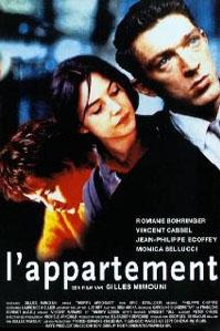 Poster van 'L'Appartement' © 1996 Cinemien