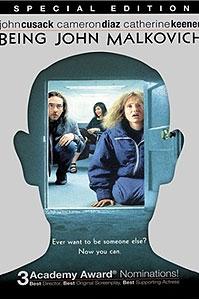 poster 'Being John Malkovich' © 1999 Propaganda Films