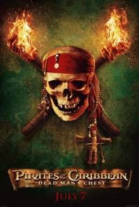 Poster Pirates of the Caribbean : Dead Man's Chest