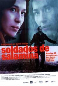 Poster Soldados de Salamina