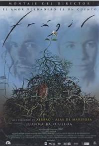 Spaanse DVD-hoes 'Fragil'(c) Amazon.com