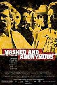 Poster Masked and Anonymous