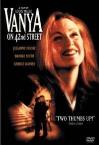 Poster Vanya on 42nd street