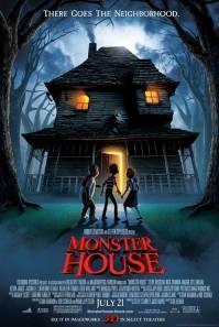 Poster Monster House