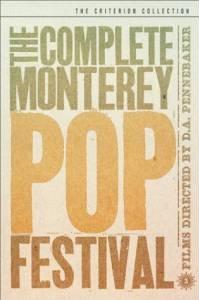 Poster Monterey Pop