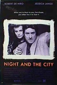Dvd-hoes Night and the City (c) Amazon.com