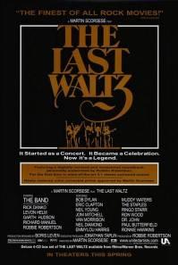 Poster The Last Waltz