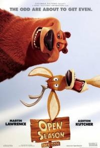 Poster Open Season (c) Sony Pictures