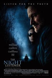 Poster The Night Listener