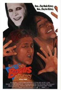 Poster Bill & Ted's Bogus Journey (c) 1991 Image Entertainment