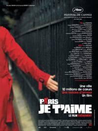 Poster Paris je t'aime