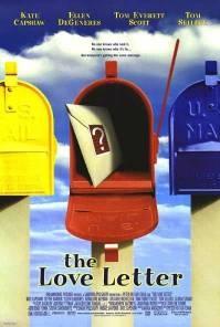 Poster Love Letter (c) Dreamworks