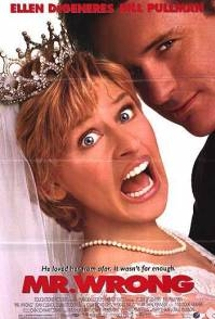 Poster Mr. Wrong (c) 1996 Buena Vista Pictures