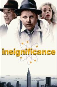DVD-hoes Insignificance (c) Amazone.com