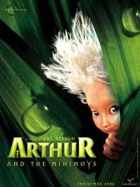 Poster Arthur and the Minimoys (c) 2006 MGM
