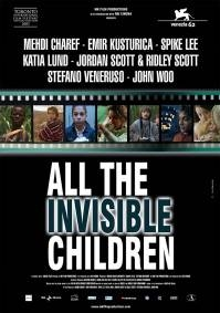 Poster All the Invisible Children (c) 2005 01 Distribuzione
