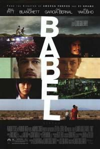 Poster Babel (c) 2006 Paramount Vantage