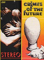 Poster Stereo / Crimes of the Future