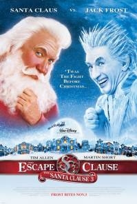 Poster The Santa Clause 3 (c) Buena Vista Pictures