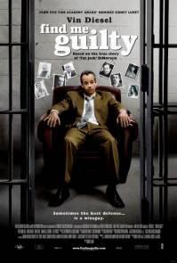 Poster Find Me Guilty (c) Yari Film Group Releasing
