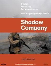 Poster Shadow Company