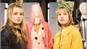 100% Coco: Merel de Zwart (Amanda) en Nola Kemper (Coco)