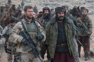12 Strong: Chris Hemsworth (Captain Mitch Nelson)