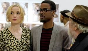 Julie Delpy (Marion) en Chris Rock (Mingus)
