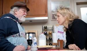 2 Days in New York: Albert Delpy (Jeannot) en Julie Delpy (Marion)