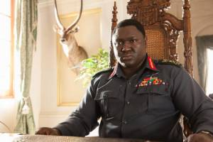 7 Days In Entebbe: Nonso Anozie (Idi Amein)