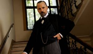 A Dangerous Method: Viggo Mortensen (Sigmund Freud)