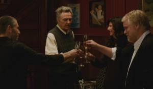A Late Quartet: Mark Ivanir (Daniel Lerner), Christopher Walken (Peter Mitchell) en Catherine Keener (Juliette Gelbart)