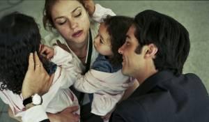 À perdre la raison: Emilie Dequenne (Murielle) en Tahar Rahim (Mounir)