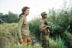 A Private War: Rosamund Pike (Marie Colvin)